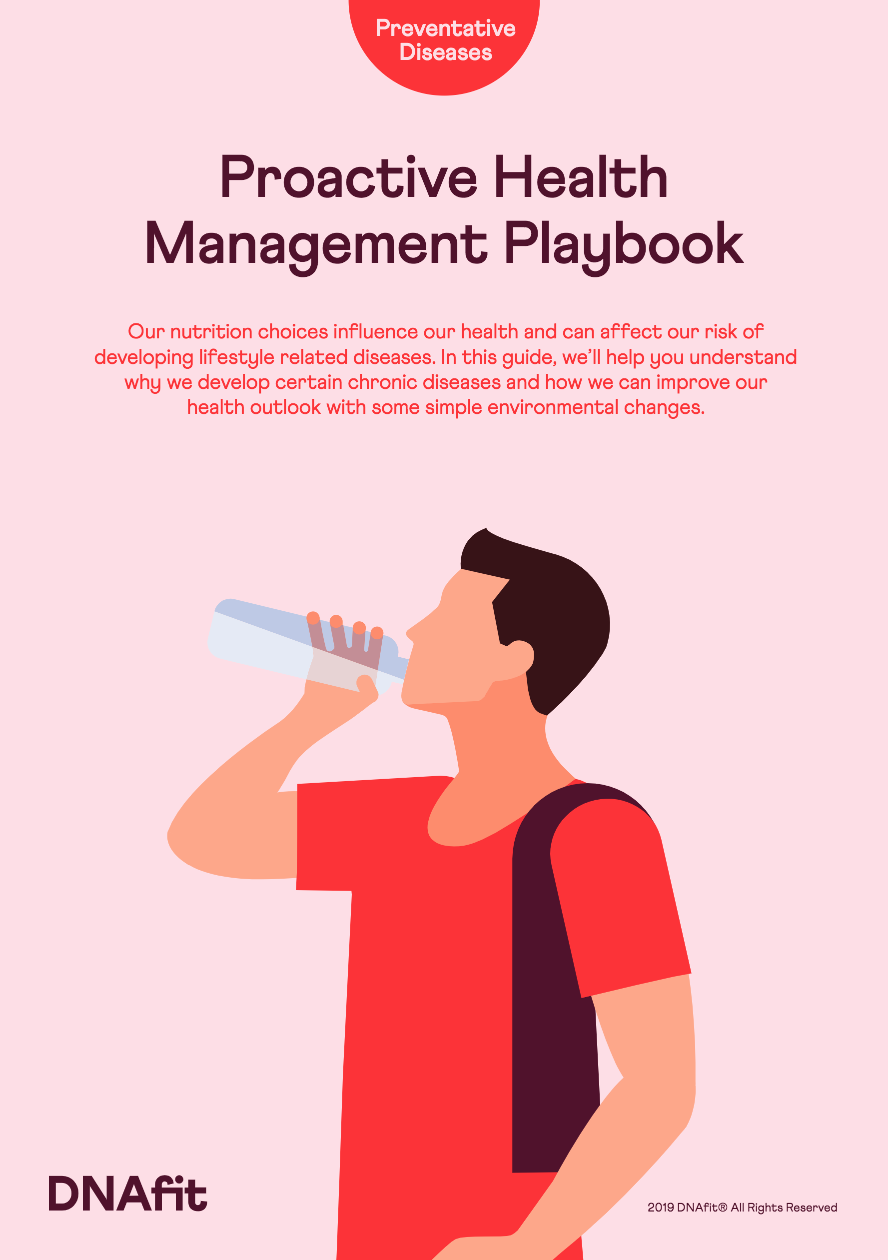 Proactive Health Management Playbook